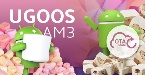 Ugoos AM3 Nougat Update