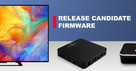 RC Firmware Update v0.3.8.1 for Ugoos AM6 & Cube X2/X3 models
